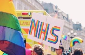 nhs, pride, england, lgbtq, gay, trans, national health service