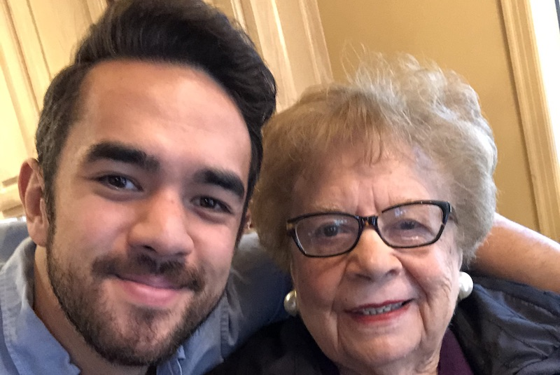 Gay DC man goes viral after convincing Republican grandmother to vote for Joe Biden