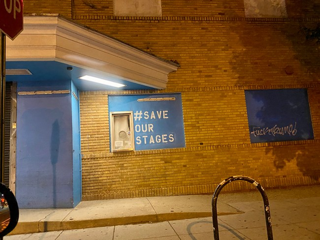 save our stages, imp productions, dc, 9:30 club