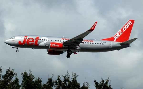 plane, flight, homophobic, jet2, cork, manchester