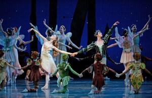 San Francisco Ballet dancers