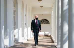 President Joe Biden -- Official White House Photo by Adam Schultz