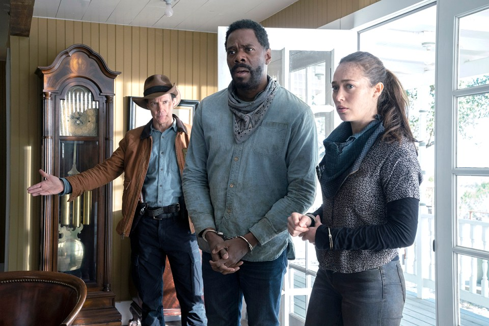 Fear the Walking Dead: Colman Domingo, Alycia Debnam-Carey, Craig Nigh -- Photo: Ryan Green/AMC