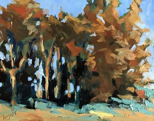 Deborah Taylor: When I Am Among the Trees