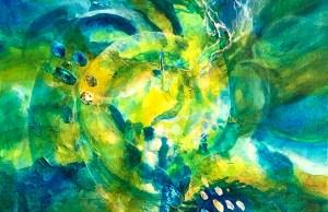 Linda Maldonado: sea swirl