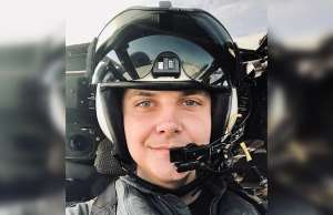 Lt. Adam Adamski, gay, navy, pilot