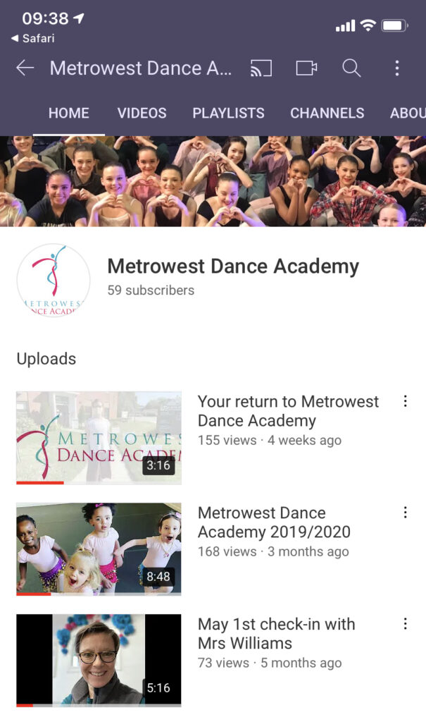 Metrowest Dance Academy - Ballet, jazz, tap and more in ...