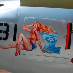 El nose-art y las pin-up