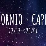 Horóscopo: Capricornio