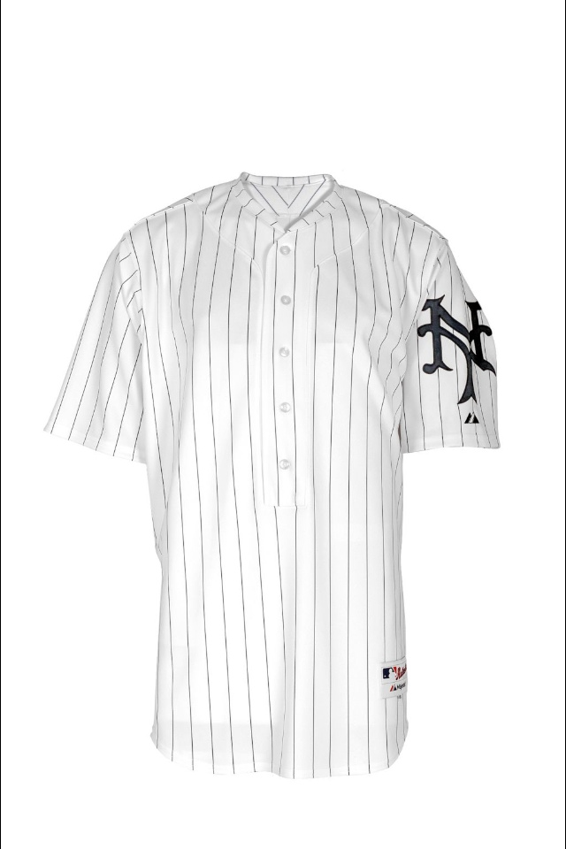 Get yourself a 1912 New York Giants throwback jersey The Mets Police  supplier