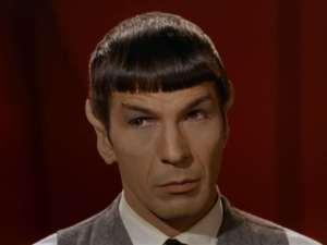 spock suit
