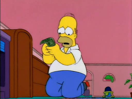 Homer-money