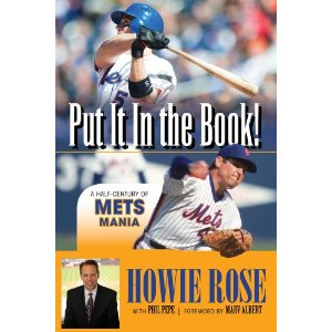 Howie Rose book