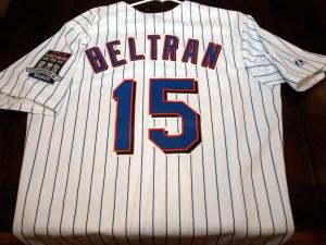 MetsPolice.com Beltran 2009 Replica