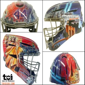 John Buck Mets Catchers Mask
