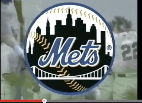 black mets ball logo