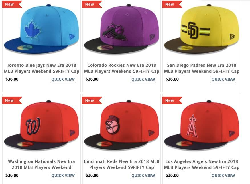 2018 players weekend caps - The Mets Police 1942ed66a87