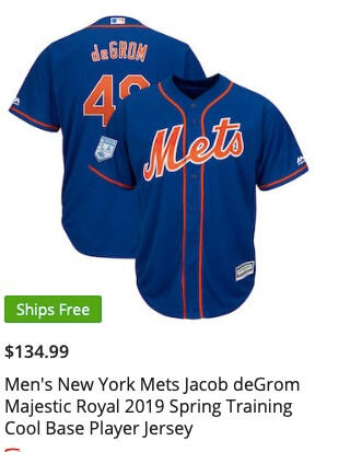 a4f8783aa Here are the 2019 Mets Spring Training Jerseys and Caps