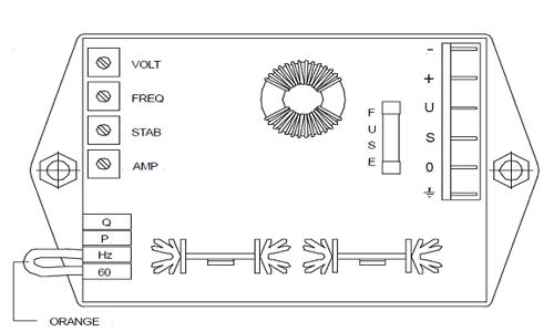 Spesifikasi Dan Skema AVR Marelli M16FA655A