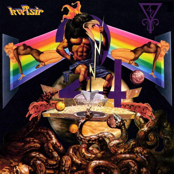 Kvasir 4 album cover