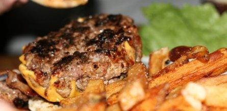 Der perfekte Cheesburger