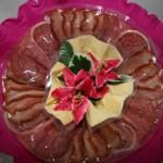 Valentinstag Blumenstrauss aus Wurst 4