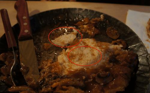 Schnitzel Kalb oder Schwein
