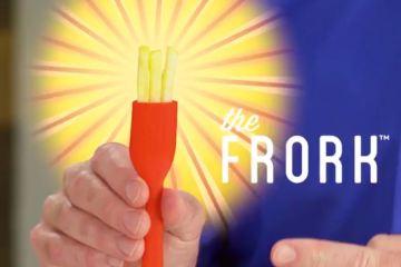 Frork - Die Pommes-Gabel