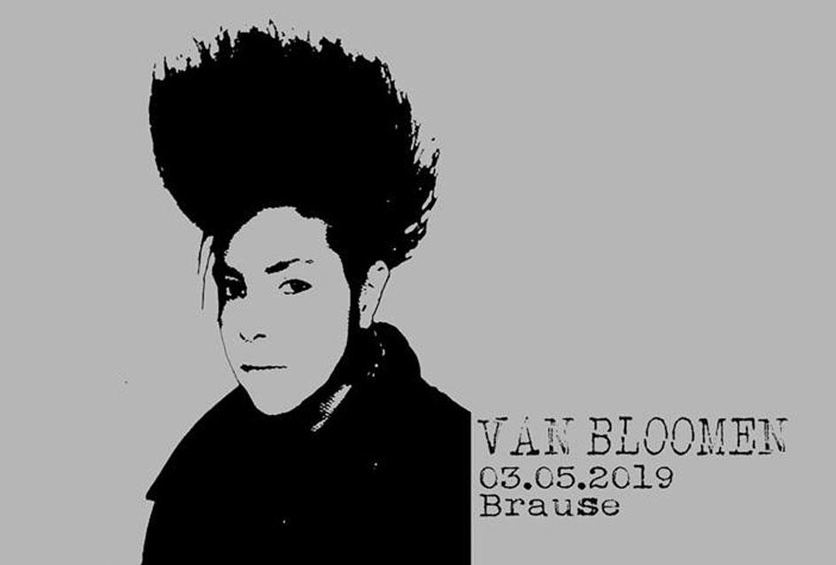 03.05.2019 – Van Bloomen live