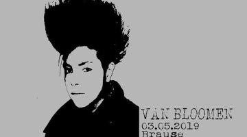 Brause Musik: Van Bloomen live