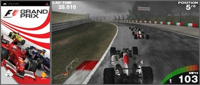 F1 Grand Prix - PSP ISO DOWNLOAD