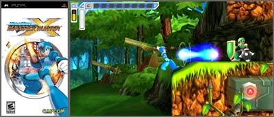 Mega_Man_Maverick_Hunter_ X PSP (ISO DOWNLOAD