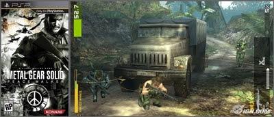 Metal Gear Peace Walker ISO PSP DOWNLOAD