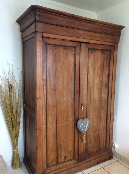 le bon coin armoire louis philippe