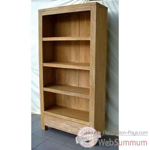 bois naturel meuble