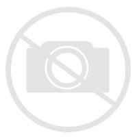 table noire industriel pieds croix bois et metal 220 cm caractere