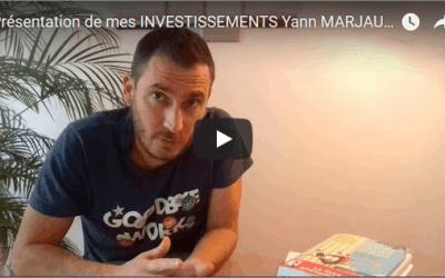 Ma première vidéo : mes investissements immobiliers