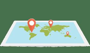 localisation et cash flow