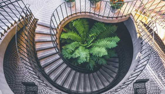 Escalier selon votre style décoratif