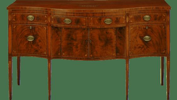 meubles en bois d'ébène