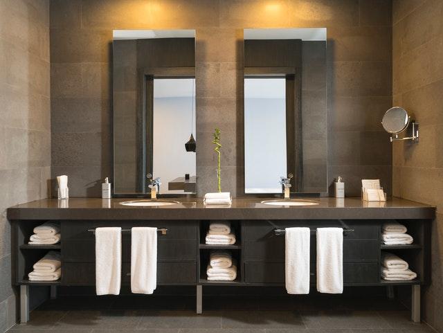 salle de bains style new york
