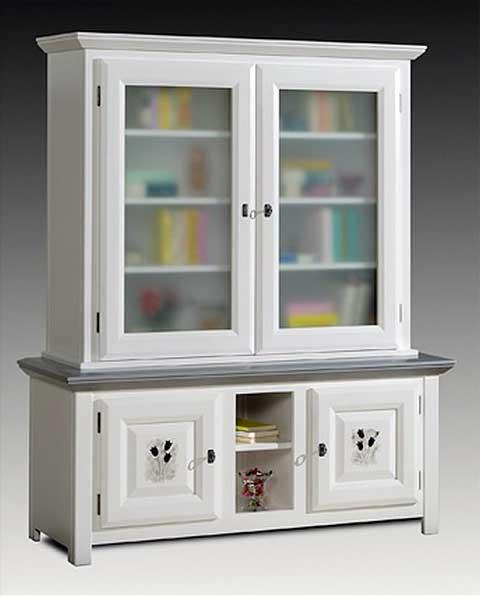 Sainte maxime meubles marinier cuisines et mobiliers for Meuble porte verre