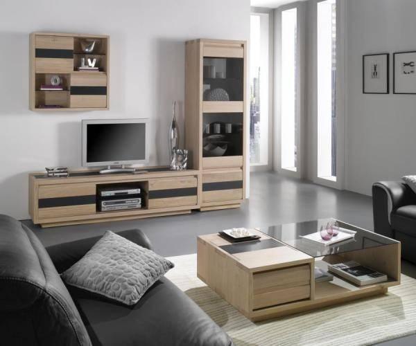 acheter un meuble contemporain en chene