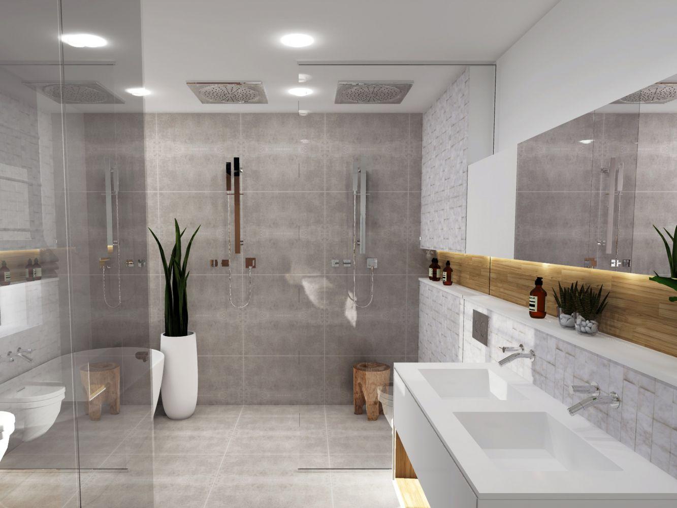 salle de bain italienne de luxe style