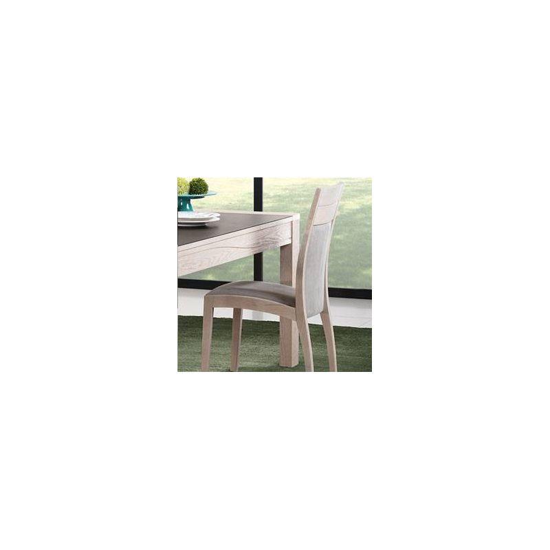 table carre dessus ceramique 4 pieds