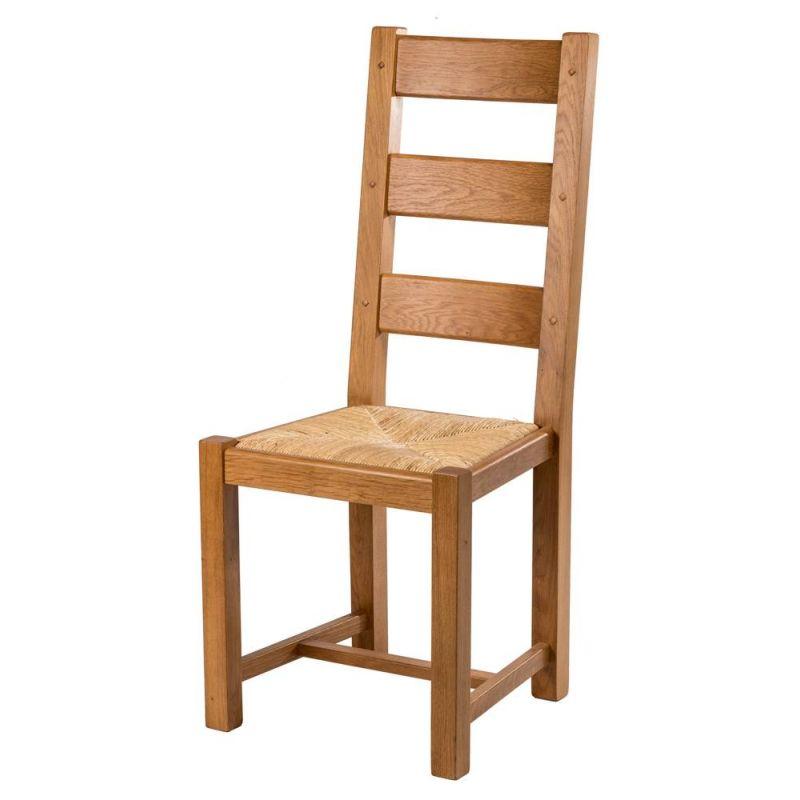 chaise 7100 rustique lelievre