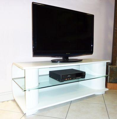 Interesting Meuble Tv Tuj With Meuble Tv Chevalet