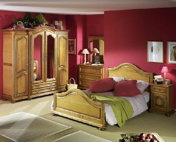 Chambres Saint Marcellin LIT RUSTIQUE Saint Marcellin Par
