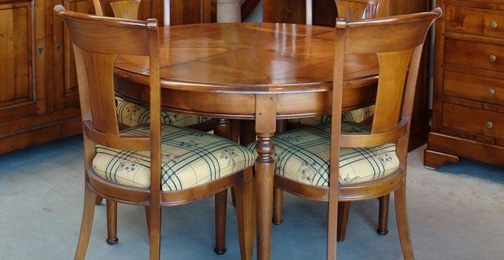 meubles bois massif