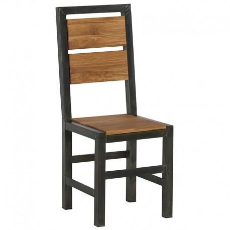 chaise style industriel scott casita